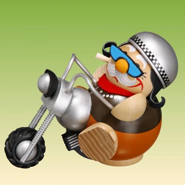 Räuchermann Hobby Biker