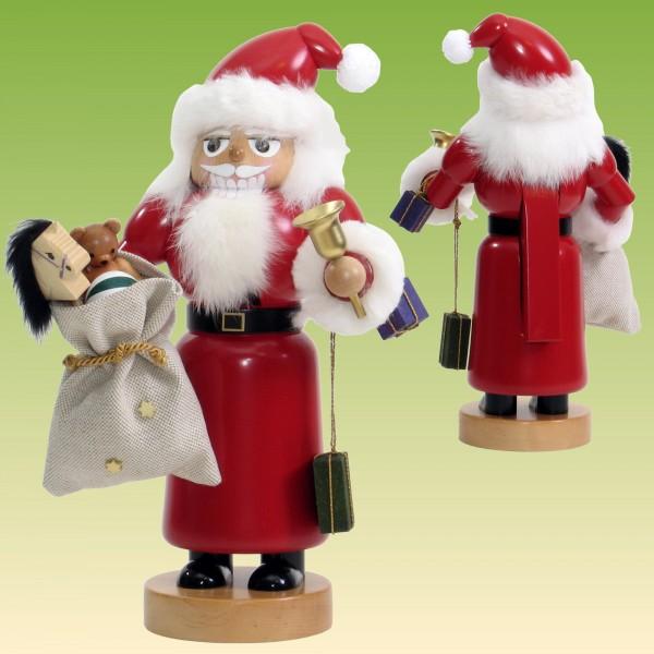 Nussknacker Weihnachtsmann zum Nüsse knacken
