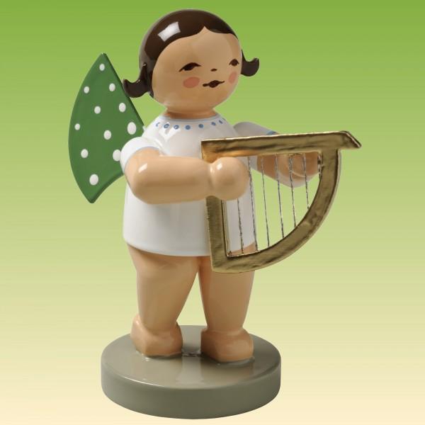 Engel mit kleiner Harfe