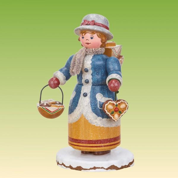 Räuchermann Lebkuchenhändlerin