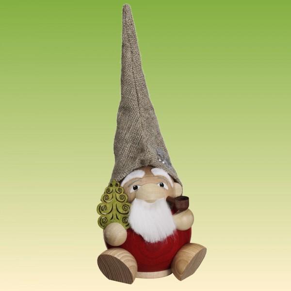 Räuchermann Waldzwerg Weihnachtsmann