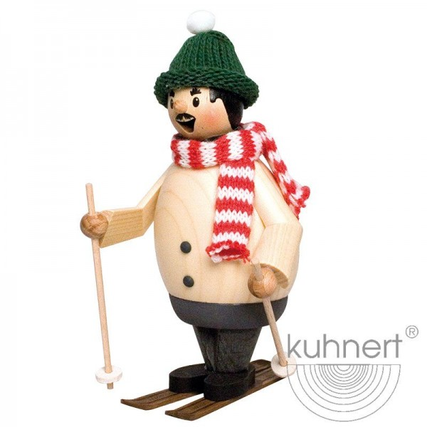 Räuchermann Max Skifahrer