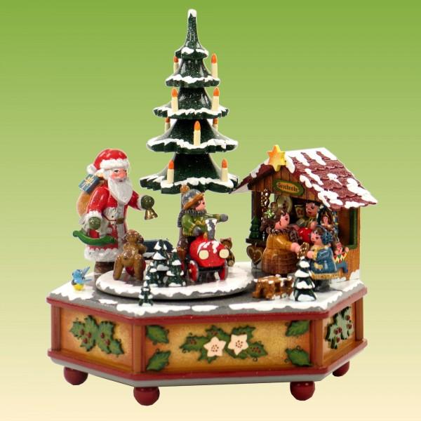 """Spieldose """"Weihnachtszeit"""""""