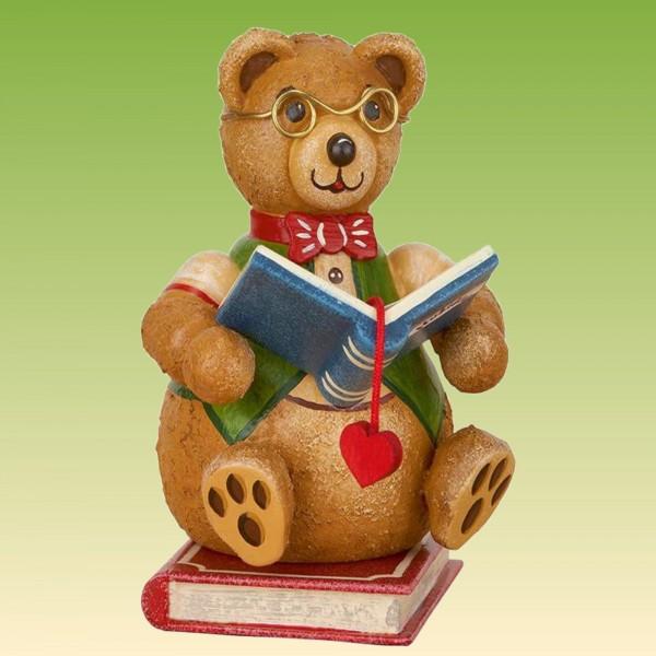 Hubiduu Teddy Bücherwurm
