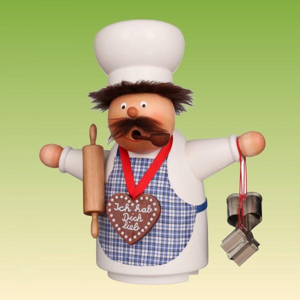 Räuchermann Borzel Bäcker