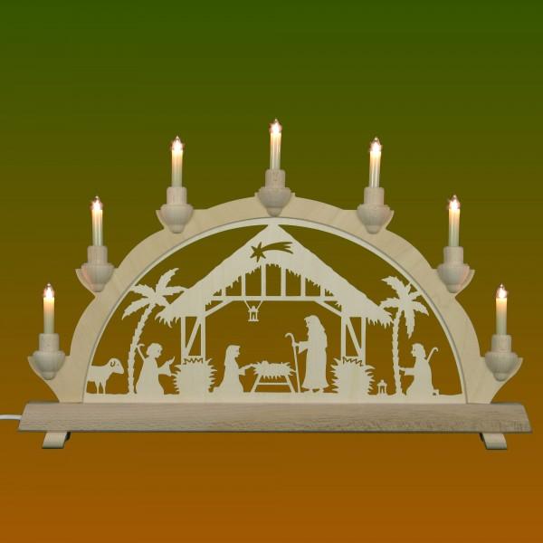 Schwibbogen Christi Geburt, klein
