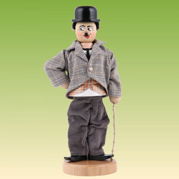 Räuchermann Charlie Chaplin