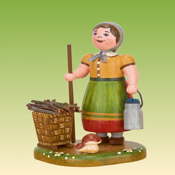 Landidyll Landfrau