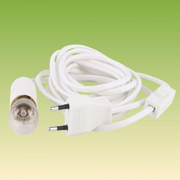 Beleuchtung B5 mit Schalter für Annaberger Faltsterne 58 cm und 70 cm