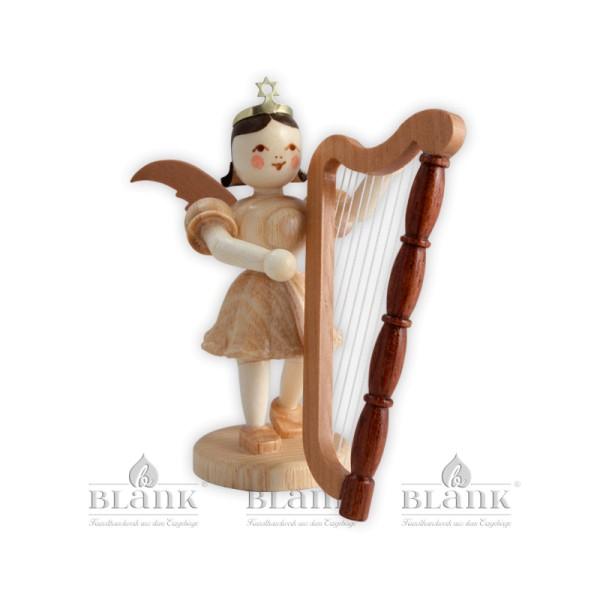 Kurzrockengel mit Harfe