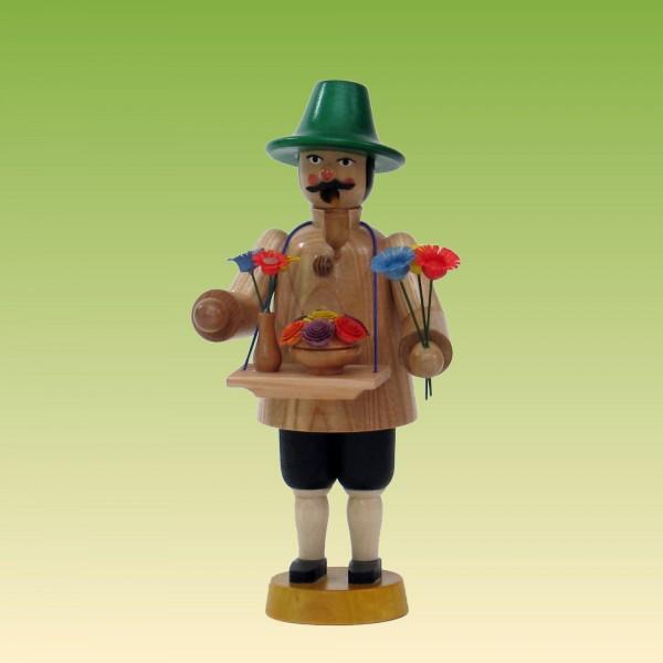 Räuchermann Blumenhändler
