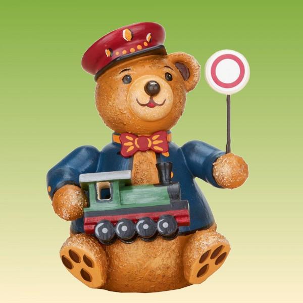 Hubiduu Teddy Eisenbahner