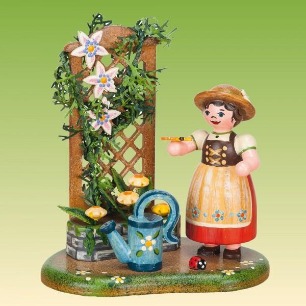 Sommerblumenranke