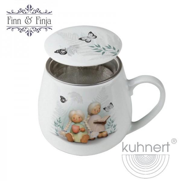 """Finn & Finja Becher """"Tea for You"""""""