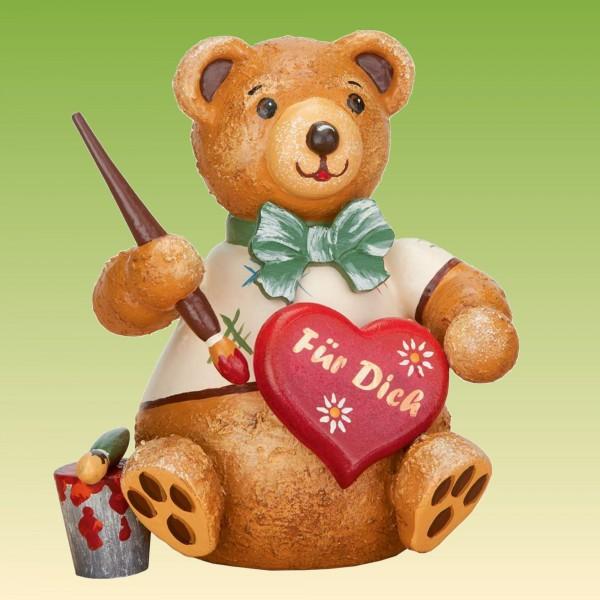 Hubiduu Teddy Herzmaler