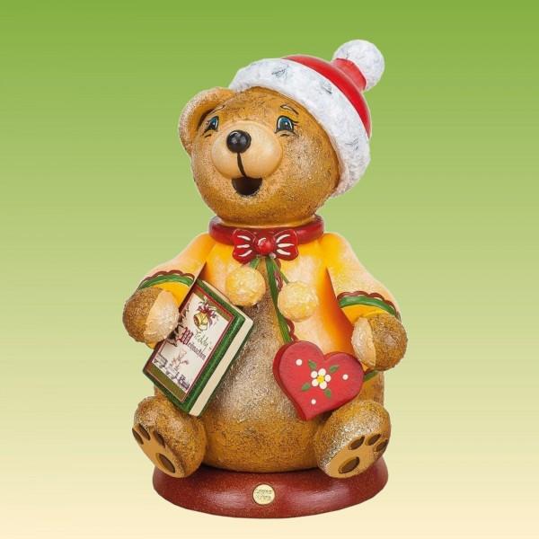 Räucherteddy Teddy's Weihnachtsgeschichte