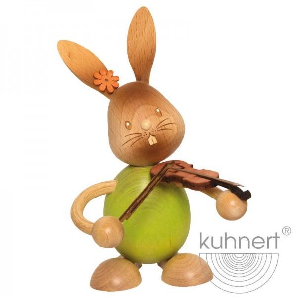 Hase Stupsi mit Geige
